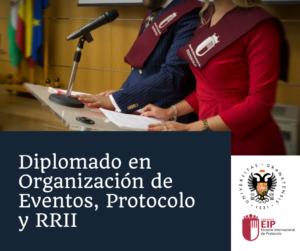 diplomado en organización de eventos, protocolo y rrii