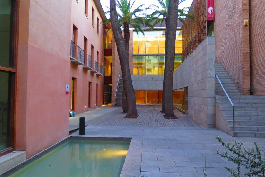 Sede de la Escuela Internacional de Protocolo de Granada