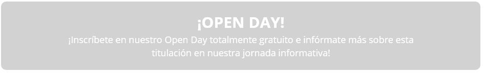 protocolo y organización de eventos - open day